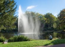 Paul Kim - Stadtgarten 1